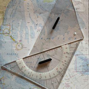 Navigationsbesteck